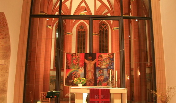 Gottesdienst mit Rundfunkübertragung (MDR-Kultur u. Deutschlandfunk)